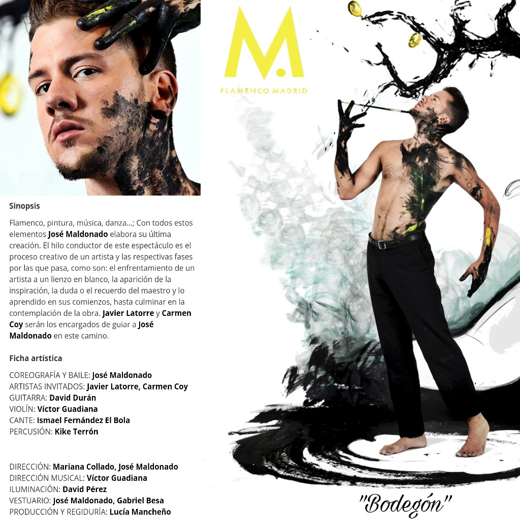 «Bodegón» en Festival Flamenco Madrid 2018